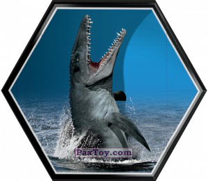 PaxToy.com - 31 Mosasaur из Carrefour: Jurassic World