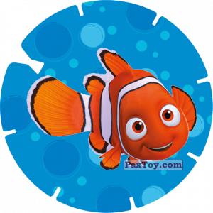 PaxToy.com - 31 - NEMO (FINDING NEMO) из Billa: Super Flizz 1