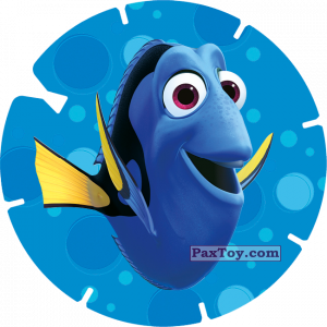 PaxToy.com - 32 - DORY (FINDING NEMO) из Billa: Super Flizz 1