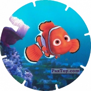 PaxToy.com - 34 Némo (Le Monde de Dory) из Mega Image: Super Flizz 2