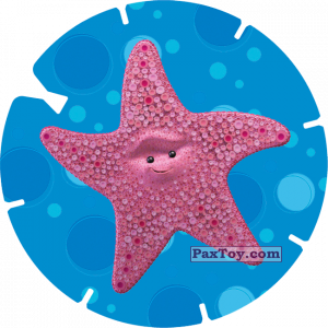 PaxToy.com - 34 - PEACH (FINDING NEMO) из Billa: Super Flizz 1