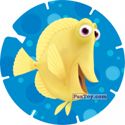 PaxToy 35   BUBBLES (FINDING NEMO)
