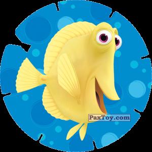 PaxToy.com - 35 - BUBBLES (FINDING NEMO) из Billa: Super Flizz 1