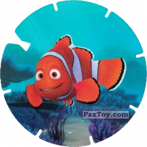 PaxToy.com - 35 Marin (Le Monde de Dory) из Simply Market: Super Flizz 2