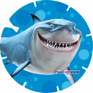 PaxToy.com - 36 - BRUCE (FINDING NEMO) из Mega Image: Super Flizz 1