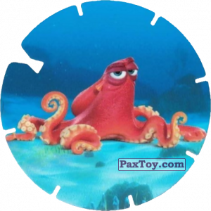 PaxToy.com - 36 Hank (Le Monde de Dory) из Simply Market: Super Flizz 2