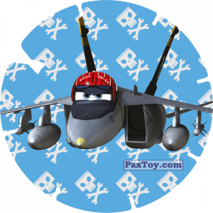 PaxToy.com - 39 - ECHO (PLANES) из Billa: Super Flizz 1
