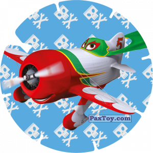 PaxToy.com - 40 - EL CHUPACABRA (PLANES) из Mega Image: Super Flizz 1