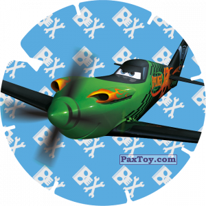 PaxToy.com - 41 - RIPSLINGER (PLANES) из Mega Image: Super Flizz 1
