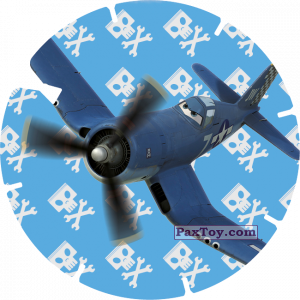 PaxToy.com - 42 - SKIPPER RILEY (PLANES) из Simply Market: Super Flizz 1