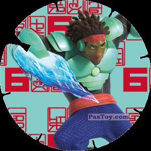 60 - WASABI NO-GINGER (BIG HERO 6)