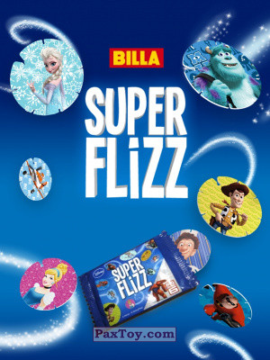 PaxToy Billa: Super Flizz 1