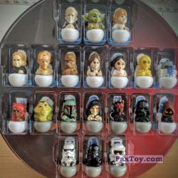 PaxToy Carrefour 2016 Star Wars Heroes y Villanos Rollinz   10