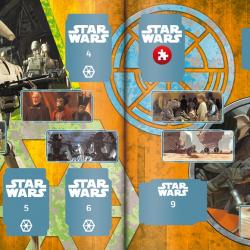 PaxToy Carrefour   2017 Star Wars El Camino De Los Jedi   Album 03 04