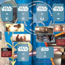 PaxToy Carrefour   2017 Star Wars El Camino De Los Jedi   Album 05 06
