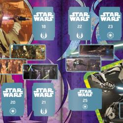 PaxToy Carrefour   2017 Star Wars El Camino De Los Jedi   Album 07 08