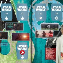 PaxToy Carrefour   2017 Star Wars El Camino De Los Jedi   Album 09 10
