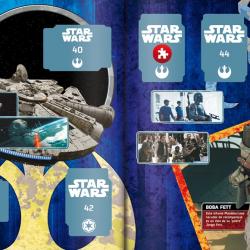PaxToy Carrefour   2017 Star Wars El Camino De Los Jedi   Album 13 14