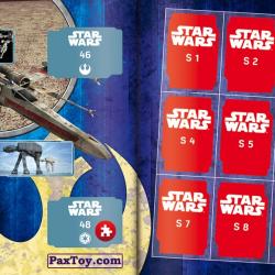 PaxToy Carrefour   2017 Star Wars El Camino De Los Jedi   Album 15 16