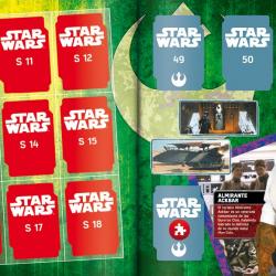 PaxToy Carrefour   2017 Star Wars El Camino De Los Jedi   Album 17 18