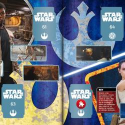 PaxToy Carrefour   2017 Star Wars El Camino De Los Jedi   Album 21 22