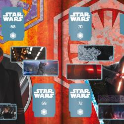 PaxToy Carrefour   2017 Star Wars El Camino De Los Jedi   Album 23 24