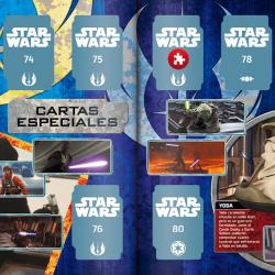 PaxToy Carrefour   2017 Star Wars El Camino De Los Jedi   Album 25 26