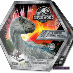 PaxToy Carrefour   2018 Jurassic World   06