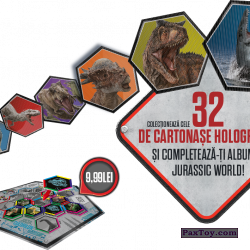 PaxToy Carrefour   2018 Jurassic World   11