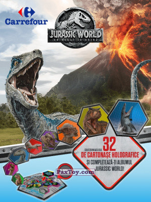 PaxToy Carrefour: Jurassic World