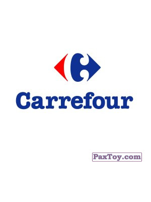 PaxToy Carrefour logo tax