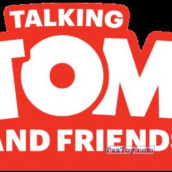 PaxToy Choco Balls 014 Говорящий Том и Друзья Logo