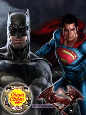 PaxToy Choco Balls   Бэтмен против Cупермена logo tax