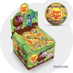 PaxToy Choco Balls   Смешарики Легенда о Золотом Драконе   box