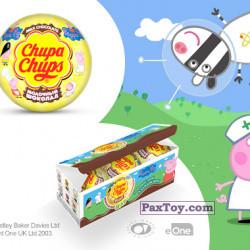 PaxToy Choco Balls   Свинка Пеппа. Профессии Poster