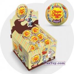 PaxToy Choco Balls    Том и Джерри   02 box
