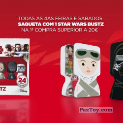 PaxToy Continente   2017 Star Wars Force Attax   Bustz   02