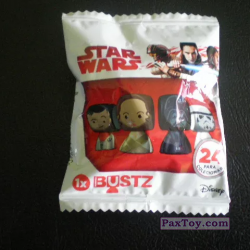 PaxToy Continente   2017 Star Wars Force Attax   Bustz   09