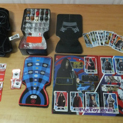 PaxToy Continente   2017 Star Wars Force Attax   Bustz   12