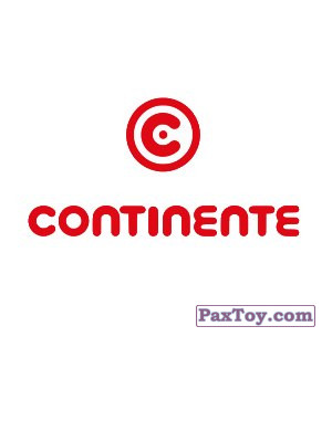 PaxToy Continente logo tax