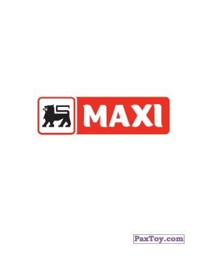 PaxToy Maxi logo tax