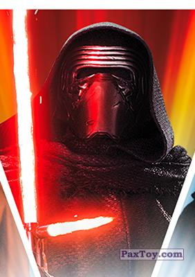 PaxToy.com - S11 Kylo Ren из Carrefour: Star Wars El Camino De Los Jedi (Stickers)