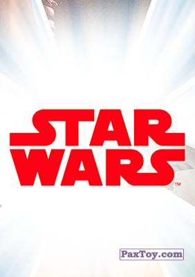 PaxToy.com - S14 Star Wars (Red) из Carrefour: Star Wars El Camino De Los Jedi (Stickers)
