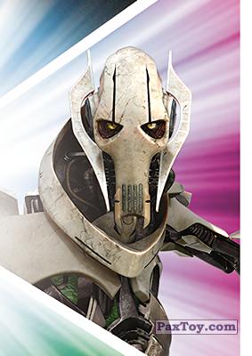 PaxToy.com - S15 General Grievous из Carrefour: Star Wars El Camino De Los Jedi (Stickers)