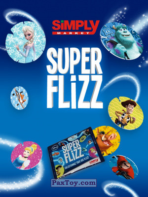 PaxToy Simply Market: Super Flizz 1