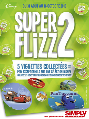 PaxToy Simply Market: Super Flizz 2
