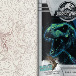 PaxToy Supermercados DIA   2018 Jurassic World   album 1