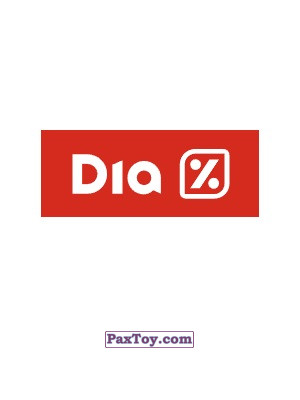 PaxToy Supermercados DIA logo tax