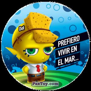 PaxToy.com - 001 Dot из Sabritas: Super Funki Punky