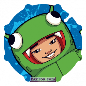 PaxToy.com - 001 Yutani из Sabritas: Subway surfers